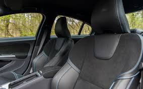 Volvo S60 2005 Interior 2015 Volvo S60 And V60 Polestar Review Automobile Magazine
