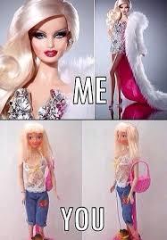 Barbie Meme - hahahaha barbie meme funnies pinterest meme memes and humor