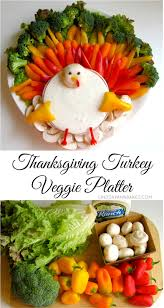 thanksgiving appetizer thanksgiving turkey veggie platter lindsay ann bakes