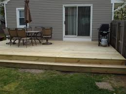 Backyard Deck Plans Pictures by Modern Elegant Backyard Deck Ideas Ground Level There Are So Many
