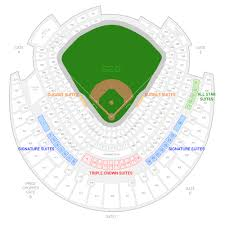 Diamondbacks Stadium Map Kansas City Royals Suite Rentals Kauffman Stadium Suite