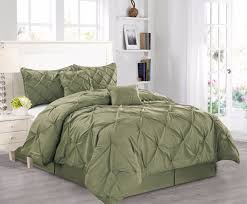 Beautiful Comforters Sage Comforters Pc Vana Sage Green Chocolate Brown Comforter