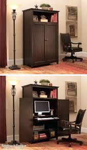 Computer Desk Armoire Small Computer Armoire Desk Corner Armoire Computer Desk