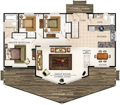Home Hardware Floor Plans Beaver Homes And Cottages Banff I
