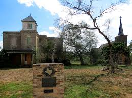 Texas Ranch House by Toluca Ranch House And St Anthony U0027s Church And The Histor U2026 Flickr