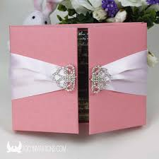 pink wedding invitations lace wedding invitations free shipping