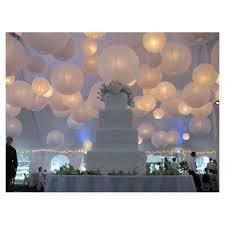lanterne chinoise mariage boule lanterne chinoise en papier 50cm taupe deco salle mariage