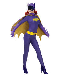 classic 1960 u0027s batgirl costume from spirit halloween