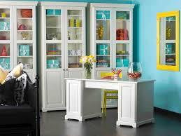 Desks And Study Zones HGTV - Desk in bedroom ideas