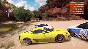 lexus lfa sports car specs forza horizon 3 lexus lfa outback chase youtube