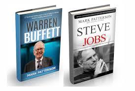Warren Buffet Autobiography by Buy Steve Jobs And Warren Buffett 2 In 1 Book Set Top Life And