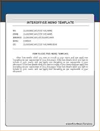 6 interoffice memo templatereport template document report template