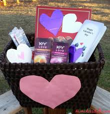 date gift basket ideas the date gift basket