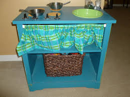 Play Kitchen From Old Furniture by Our Pinteresting Family Play Kitchen Out Of Tv Stand