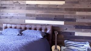 how to install a wood plank wall angie s list