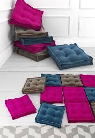 Cushions Velvet Velvet Floor Cushions 3d Model