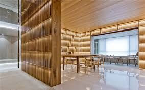 Interior Spaces by Archstudio Removes Boundaries Of Spaces With Numerous Bamboo