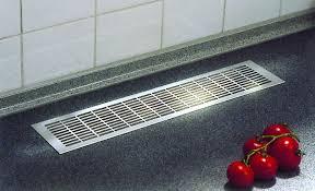 grille ventilation cuisine agencement de cuisine grille d aération alu