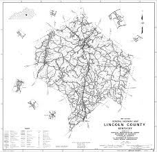 Road Map Of Illinois by State And County Maps Of Kentucky