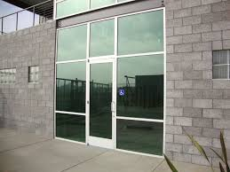 commercial glass sliding doors wonderful glass door in design ideas