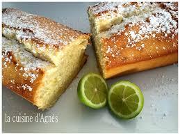 vervenne cuisine cake verveine citron la cuisine d agnèsla cuisine d agnès