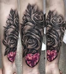 25 beautiful white tattoos ideas on black and