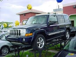 jeep dark blue jeep commander 2006 blue wallpaper 1024x768 13833