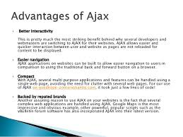 introduction about ajax framework