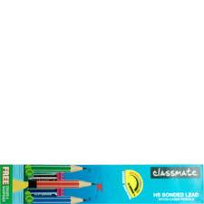 classmate pencils itc classmate hb bonded lead pencils 10 nos buy online