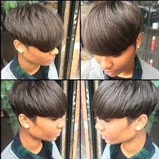 african american short bob hairstyles back of head 45 best sexy short cuts images on pinterest pixie haircuts