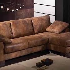 canap cuir marron canap convertible cuir vieilli canap et fauteuil