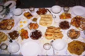 les recettes de cuisine recettes de fêtes aid al adha al fitre et recette du ramadan