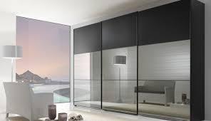 Large Closet Doors Bathroom Mirrored Closet Doors Bifold Wood Framed Mirrored