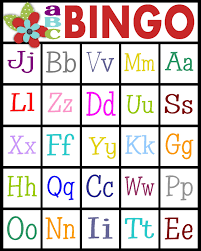 sassy sanctuary abc u0027s bingo free printable