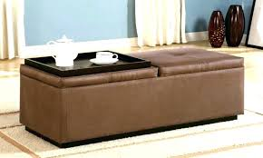 round dressing room ottoman cushioned coffee table upholstered coffee table by round cushioned