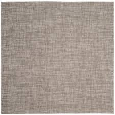 Light Brown Area Rugs Shop Safavieh Courtyard Acklins Light Brown Square Indoor Outdoor