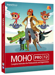amazon com smith micro software moho pro 12 2d animation software