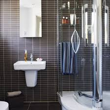 Small Ensuite Bathroom Ideas Black And White Ensuite Bathroom Ensuite Bathrooms Bathroom