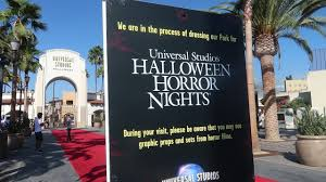 whats new at universal studios hollywood halloween horror nights