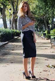 striped pencil skirt dress ala pencil black skirt dress ala