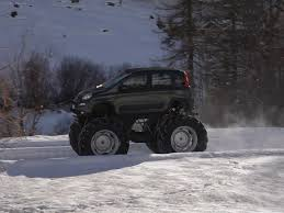 lexus monster truck fiat panda monster truck 2013