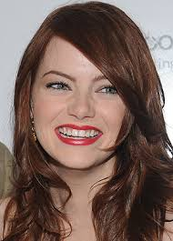 red hair female pubes emma stone complains about being a natural blonde oh no they