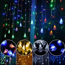 aliexpress com buy outdoor decorative lamp string ac 220v window