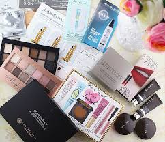 a look at my recent sephora and ulta makeup haul with items from anastasia becca rimmel