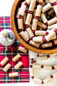 best 25 cork garland ideas on pinterest christmas tree garland
