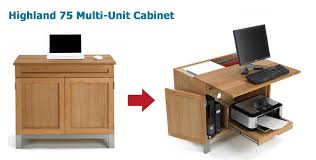 Printer Storage Cabinet Store Of Modern Furniture In Nyc Compact Multi Functional
