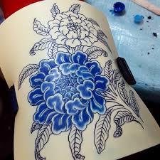 tattoo old school mani elizabeth comport artist