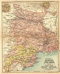 map of be file 1907 bengal sikkim3 jpg wikimedia commons