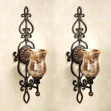 Flameless Candle Wall Sconce Flameless Candle Wall Sconces S Flameless Candle Wall Sconce Set 2
