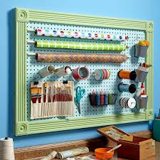 organize anything with pegboard 11 ideas and tips clogs primer